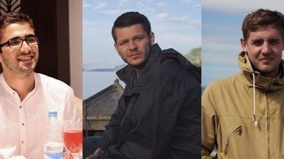 Turquía libera a dos periodistas de VICE News pero un tercero sigue detenido
