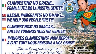 Abbiamo raccolto le dichiarazioni più idiote sull'immigrazione in Italia