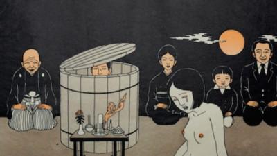 Guro: la macabra arte erotica dei ribelli giapponesi