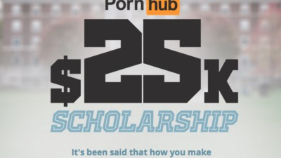 Pornhub Are Now Offering College Scholarships