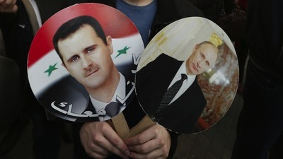 Russia Says Syria's Assad Is Ready to Share Power with Opposition