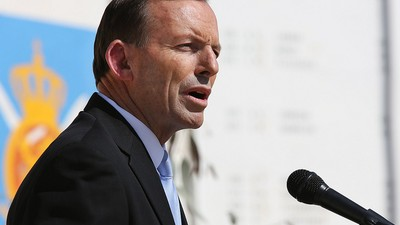 Tony Abbott Doesn't Understand Nazis
