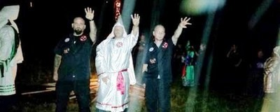 Was This Louisiana Cop Accused of Being in the KKK Actually Fired for Objecting to Police Corruption?