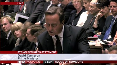 Why David Cameron's Pledge to Take 20,000 Syrian Refugees Is Pathetic