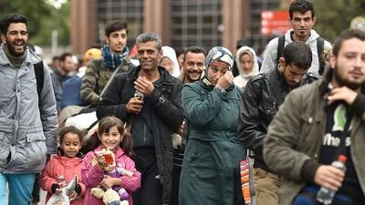 Des néonazis allemands ont essayé de gâcher une fête de bienvenue pour les migrants