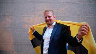 'En Liberland, ni el matrimonio homosexual ni la poligamia estarán prohibidos'