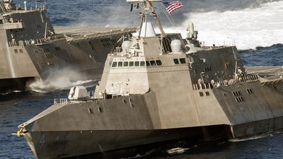 The US Navy's New Ships Are Supposed to Hunt Mines but Can't Actually Find Them