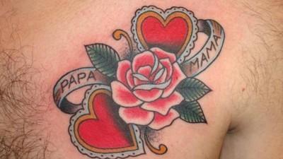 Los tatuajes ni son tan rudos