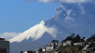 What It's Like Living Near Cotopaxi, Ecuador's Very Active Volcano