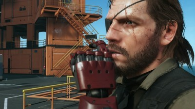 A Song of Metal Gear Solid: Photographing 'The Phantom Pain'