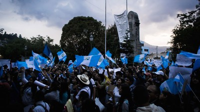 Guatemala's Ongoing Corruption Crisis Has Turned the Country Inside-Out