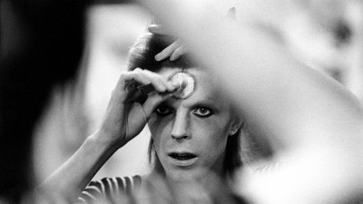 Fotografiando el origen de Ziggy Stardust