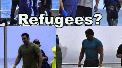 Calling Bullshit on the Anti-Refugee Memes Flooding the Internet