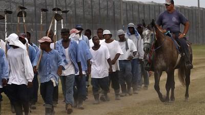 Les étranges petits boulots des détenus américains