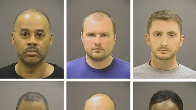 Six Cops Charged in Freddie Gray's Death Will Be Tried in Baltimore