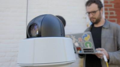 The Sentient Surveillance Camera