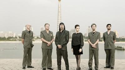 I Laibach sono stati il primo gruppo rock occidentale a esibirsi in Corea del Nord