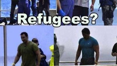 Rechte überschwemmen das Internet mit gefälschten Memes, um gegen Flüchtlinge zu hetzen