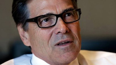 Rick Perry Just Withdrew from the Presidential Race