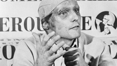 Throwback Thursday: Niki Lauda's Return from the Abyss