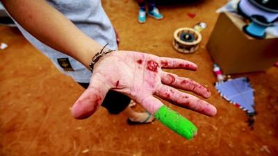 Cerol na mão: A maior competição de papagaios de papel do Brasil