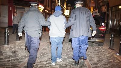 British Cops Are Randomly Drug-Testing People Waiting in Line at Nightclubs