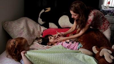 De eerste Mexicaan ooit die medicinale wiet heeft gekregen is 8 jaar oud