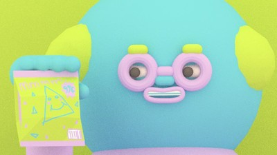 A Food Blogger Attempts to Review a Bag of Chips in This Week's Comic from Julian Glander