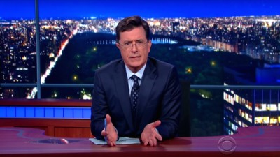 Stephen Colbert's First Week on 'The Late Show' Proves He's Ready to Be America's Therapist