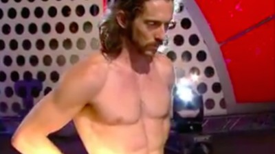 Watch a Herculean Madman Do an Insane Obstacle Course and Get Crowned 'American Ninja Warrior'