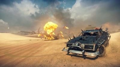 Documenting the Barren but Beautiful World of the 'Mad Max' Game