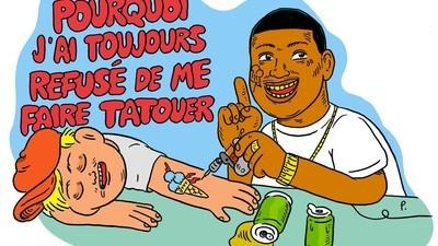 Pourquoi j'ai toujours refusé de me faire tatouer