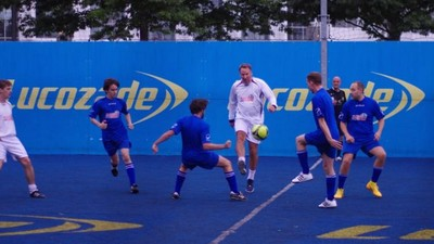 The Future of Stag Parties? We Played Seven-a-Side with Paul Merson