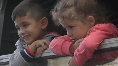 Asylsuche in Europa: Grenzen überwinden