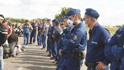Grenzen überwinden: Polizeiwiderstand am Tor zu Europa