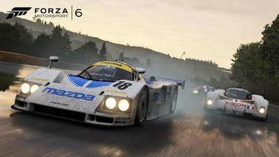 At Its Sixth Attempt, Forza Has Finally Escaped the Shadow of Gran Turismo