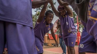 L'équipe de basket transgenre d'Ouganda