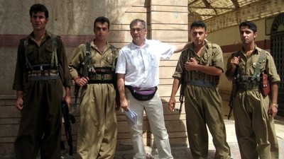 Hablamos con Manuel Martorell, reportero español clasificado como 'terrorista' por EE.UU.