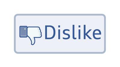 O facebook vai ter um novo botão: o Dislike