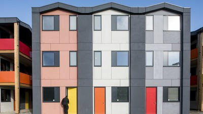 The YMCA Is Trying to Solve Britain's Housing Problem with Prefab Apartments