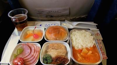Es oficial: la comida de los aviones de Corea del Norte es la peor del mundo