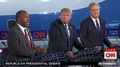 The Most Surprising Moment from Wednesday's Republican Presidential Debate