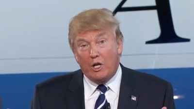Donald Trump Is Still a Rambling Weirdo