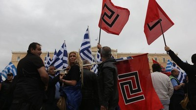 A Neo-Nazi Political Party in Greece Has Accepted Responsibility for the Murder of an Antifascist Rapper