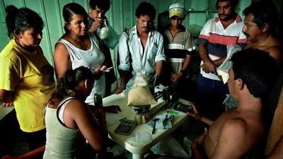 Des champs de coca aux narines du monde entier