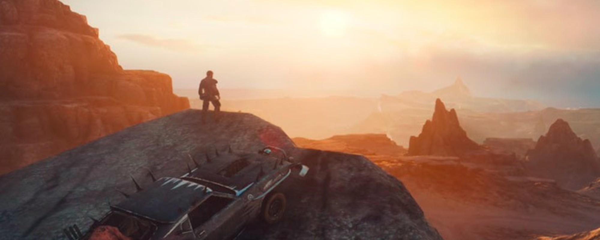 Recorremos el desolado y hermoso mundo del juego 'Mad Max'