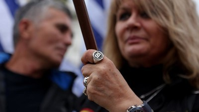 The Far-Right Golden Dawn Is Still Greece's Third Most Popular Political Party