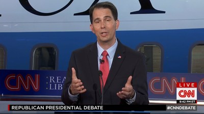 It's Official: Scott Walker Has Dropped Out of the 2016 Presidential Race