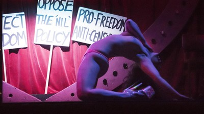 A London Stripper Festival Wants to Fight Against Stigma and Moralistic Squares