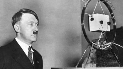 Hitler y los nazis tomaban anfetas y opiáceos